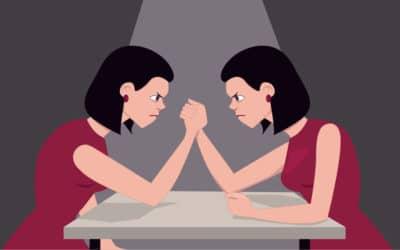 Vechten-onderhandelen